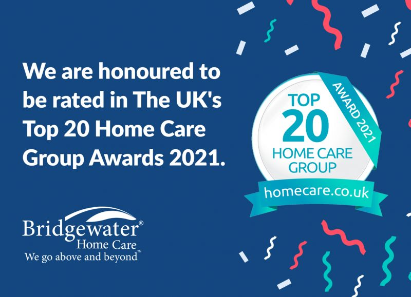Top 20 home care BWHC