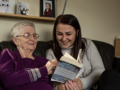 home care service reading