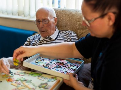 Senior Home Care Dignity at Bridgewater Home Care