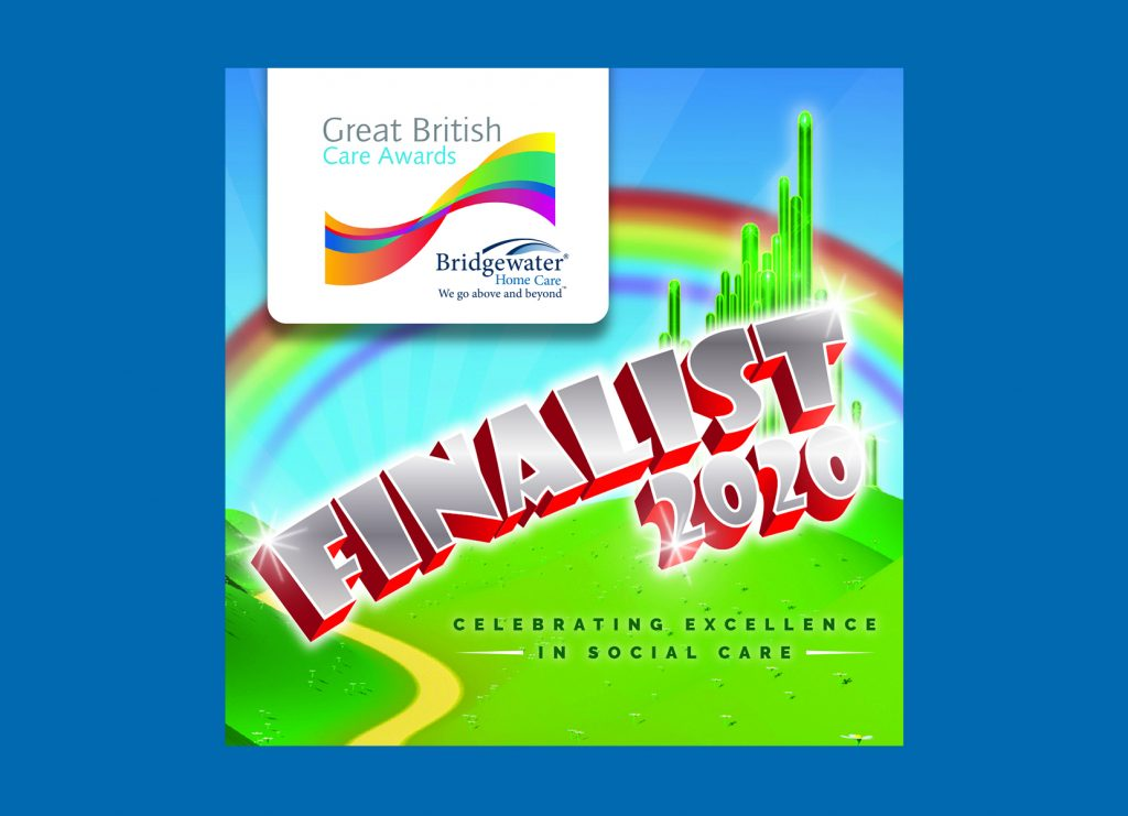 Great British Care Awards Bridgewater Home Care two finalists