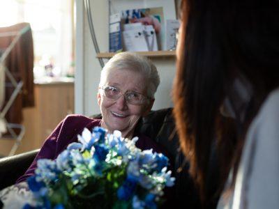 Bridgewater Home Care Client